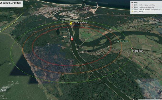 В Польше возле порта нашли одну из самых больших неядерных ...