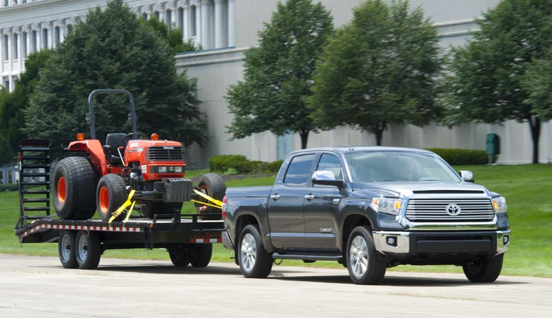 Good For Pickup Trucks The Best Vehicles Reviewed Were The Toyota Tundra SR5  4.7, ...