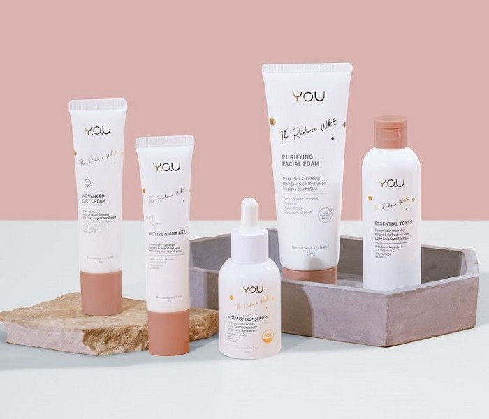 Experience a Brand-New Attitude with Y.O.U Beauty