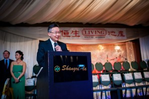 Living Realty Celebrates Strong 2013 Sales Performance at Christmas Gala