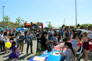 Great Weather, Turnout at 2014 Markham Fun Fair