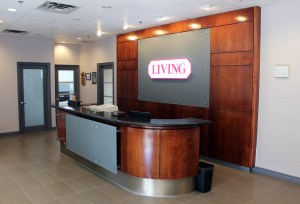 A New Look for Living Realty's Mississauga Branch