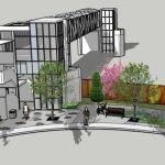 New pedestrian bridge set to transform Liberty Village