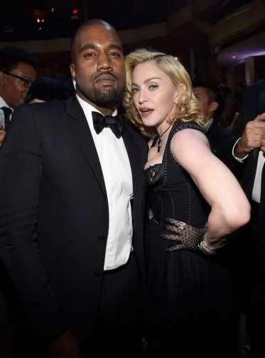 Madonna at the Black Ball