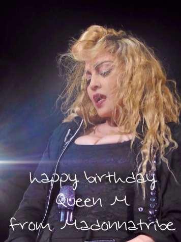 Madonna's Bday 2017