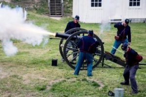 Photo of Point Lookout State Park Artillery Weekend