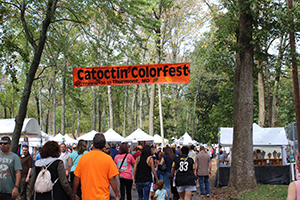 Catoctin Colorfest in Thurmont