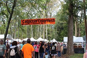 Catoctin Colorfest in Thurmont