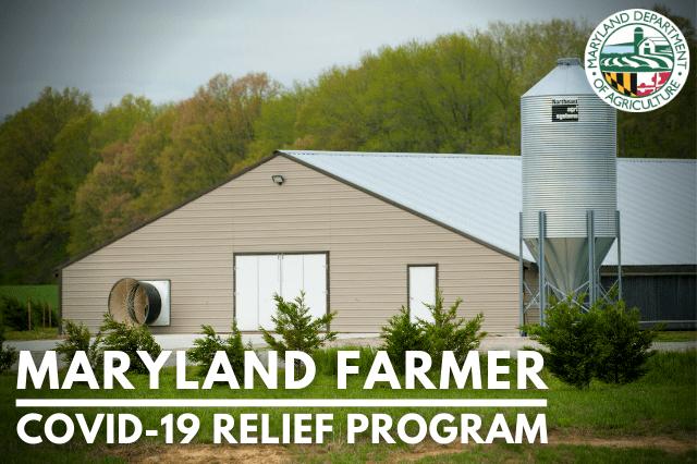 Md Farmer COVID-19 Relief