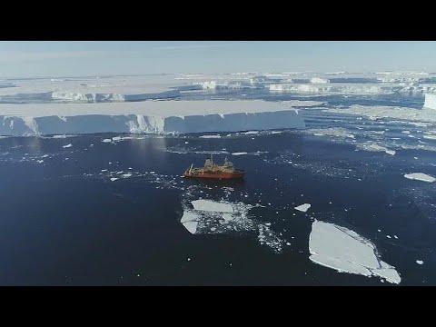 Οι πάγοι λιώνουν σε Ανταρκτική και Γροιλανδία – Ο καιρός τον Οκτώβριο…