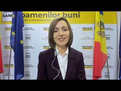 Μολδαβία: Η νεοεκλεγείσα πρόεδρος προαναγγέλλει μέσω του euronews πρόωρες βουλευτικές εκλογές…