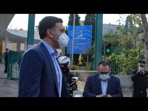 Τοπικό lockdown σε Θεσσαλονίκη και Σέρρες για 14 ημέρες – Μετακινήσεις με sms…