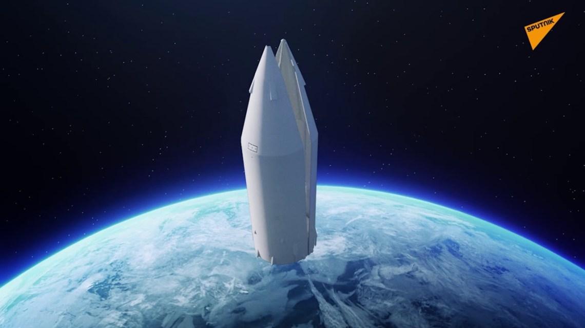 Angara A5: Ο νέος διαστημικός πύραυλος της Ρωσίας