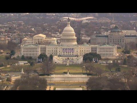 Δρακόντεια μέτρα ασφαλείας σε όλες τις ΗΠΑ ενόψει ορκωμοσίας Μπάιντεν…