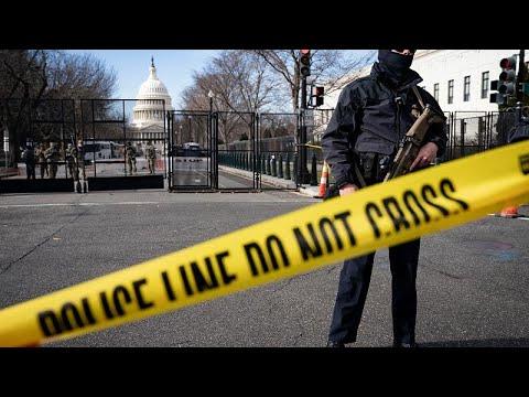 «Φρούριο» η Ουάσινγκτον- Σε επιφυλακή και οι 50 Πολιτείες για ένοπλες διαδηλώσεις…