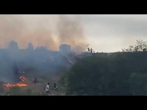 Πυρκαγια στα Λατσιά 3