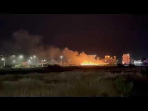 Πυρκαγιά Στρόβολος (1)