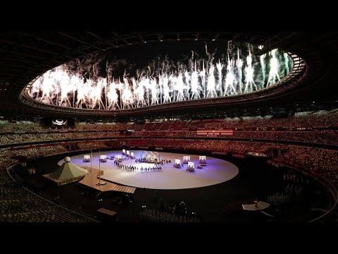 Άναψε η Ολυμπιακή Φλόγα στο Τόκιο