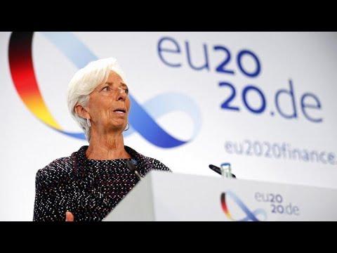 ΕΚΤ: Διατηρεί τα επιτόκια σε χαμηλά επίπεδα