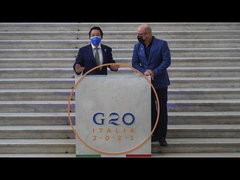 Ιταλία: Υπουργική σύνοδος της G20 για την κλιματική αλλαγή…