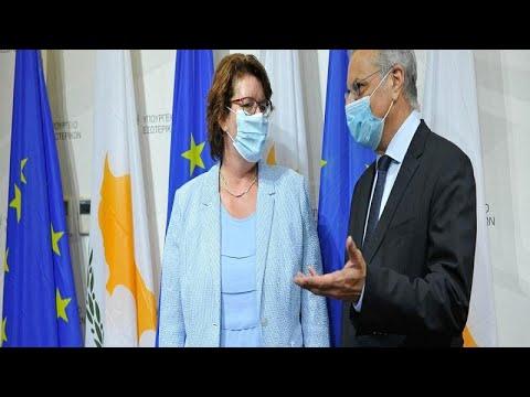 Κύπρος-μεταναστευτικό: Αίτημα για νέα κονδύλια από την Ε.Ε.…