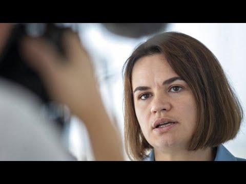 Σ. Τιχανόφσκαγια: Πίεση στην Ουάσιγκτον για μέτρα κατά του Λουκασένκο…