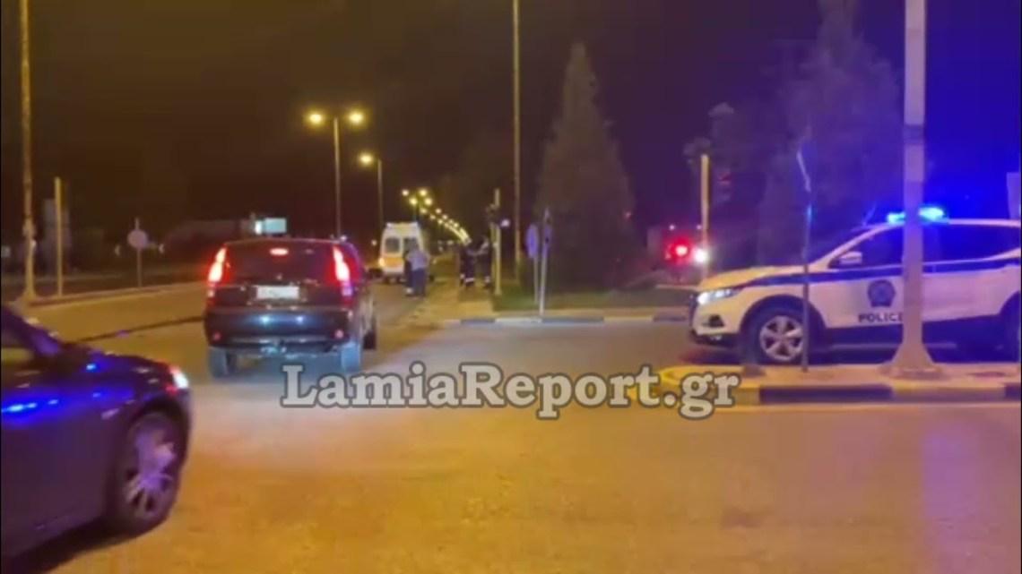 LamiaReport.gr: Τροχαίο με ασθενοφόρο στη Λαμία