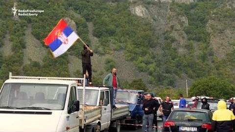 Nέα ένταση μεταξύ Πρίστινας και Βελιγραδίου