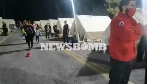 newsbomb.gr: Σεισμός στην Κρήτη – Μένουν στις σκηνές οι κάτοικοι στο Αρκαλοχώρι
