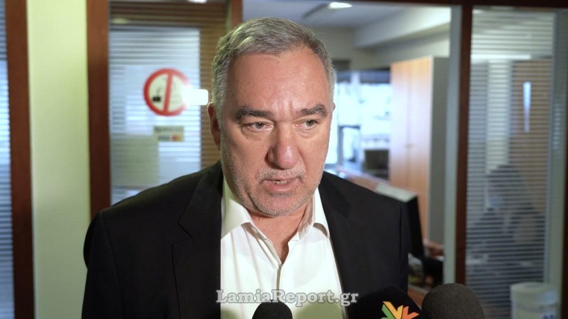 LamiaReport.gr: Συνάντηση του Θ.Καραϊσκου με μηχανικούς του ΤΕΕ Στερεάς