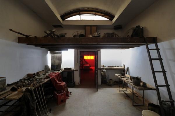 Mike Nelson, I, IMPOSTOR, 2011, at the British Pavilion, 54th la Biennale di Venezia, until 27 November 2011.