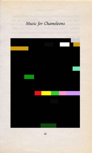 Carolyn Thompson, Black Mirror, 2011. Archival digital inkjet print. Image courtesy the artist.