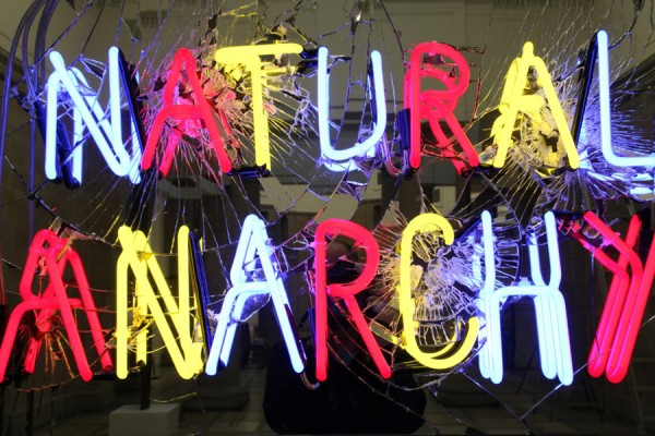 Graham Fagen, Natural Anarchy, 2013. Detail.