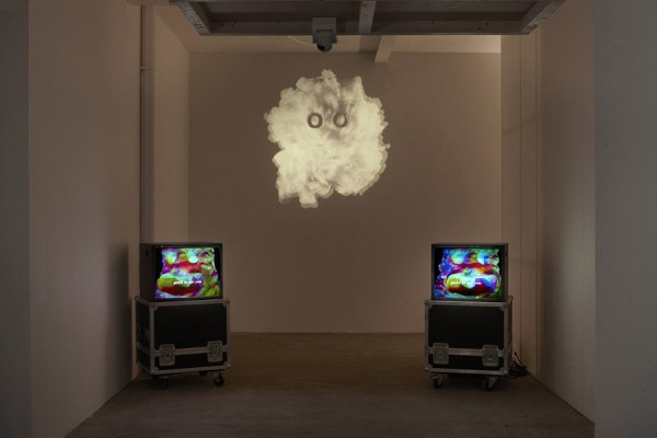Benedict Drew, The Persauders, 2011. Installation view at Matt's Gallery, 2012. Photograph by Peter White.