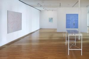 Alison Turnbull, installation view, De La Warr Pavilion 2014