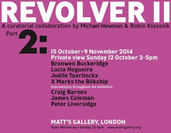 Revolver 2, Part 2