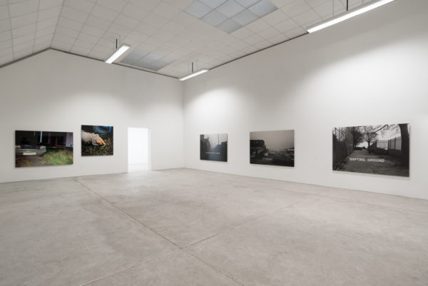 Willie Doherty, Small Acts of Deception, 2016. Image Courtesy the artist and Matt's Gallery + Blackrock