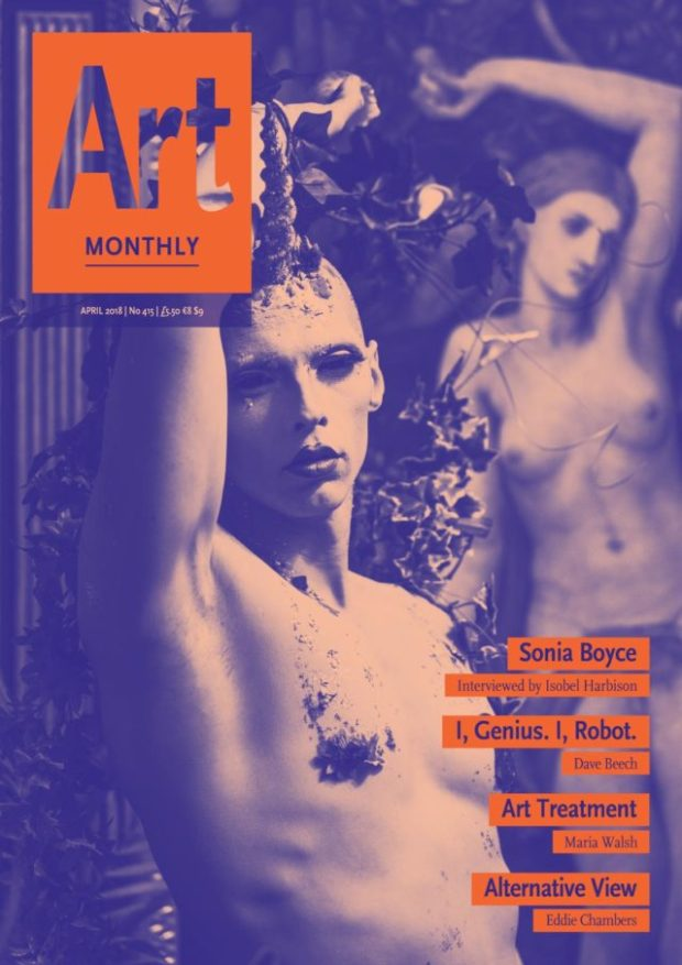 Art Monthly, April 2018