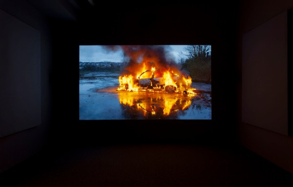 Willie Doherty, REMAINS, 2013. Video still. Image courtesy the artist, Kerlin Gallery, Dublin and Matt's Gallery, London.