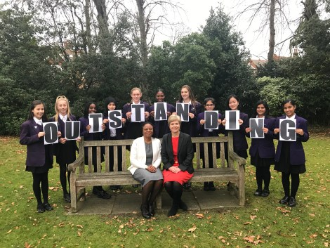 Ricards Lodge High School Ofsted success