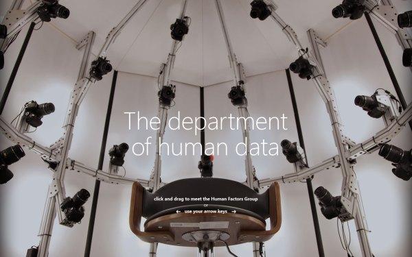 Human Factors Group   Microsoft: Inside B87