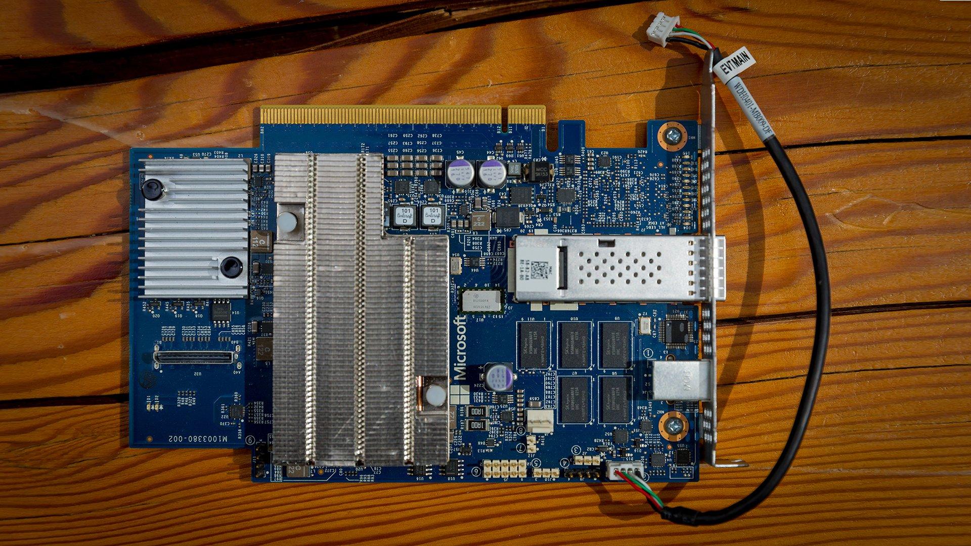 Пример оборудования, используемого для Project Brainwave. Фото: Скотт Эклунд /Red Box Pictures.