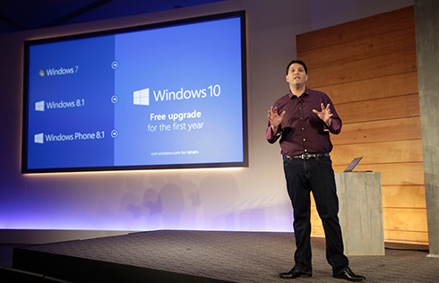 「Windows 10」は1年間無料でアップグレード提供
