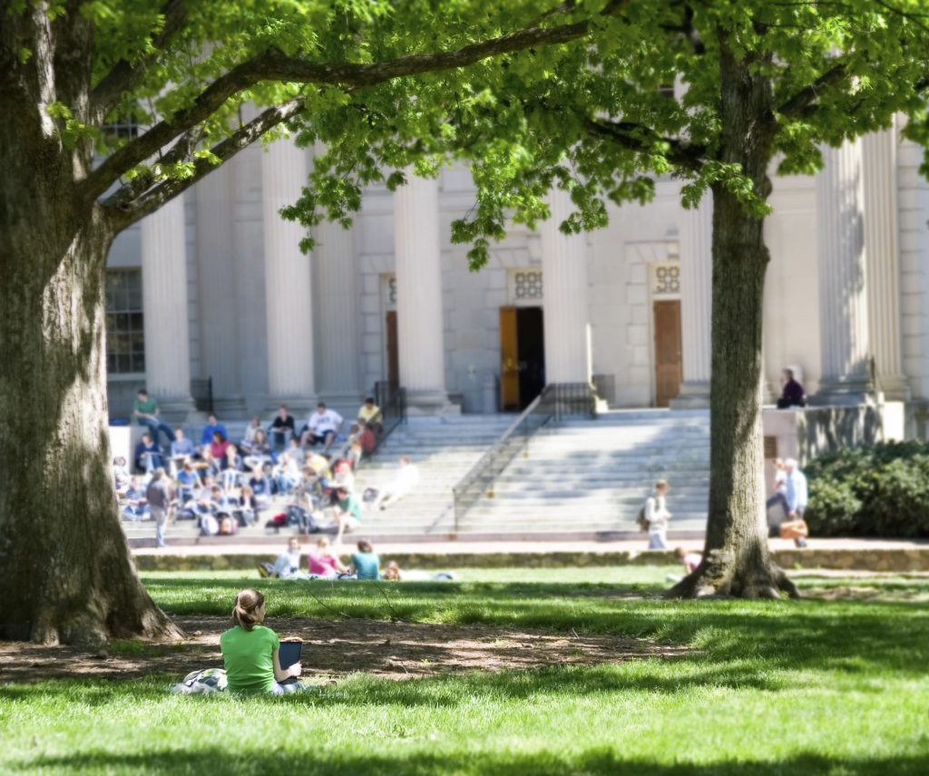My Point of View: Grading Campus Security