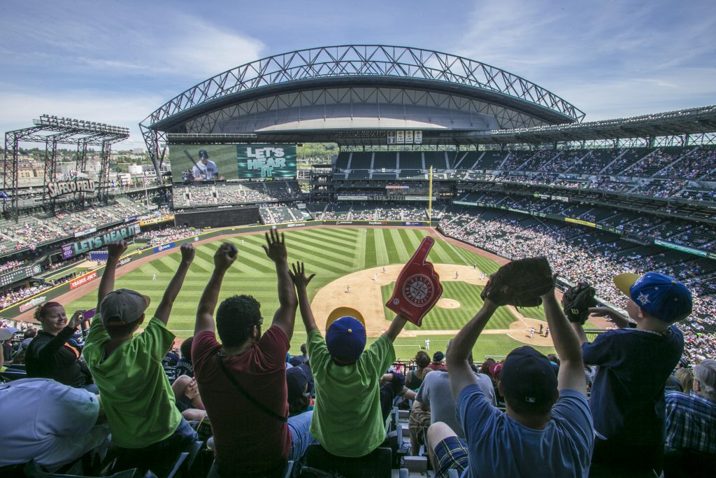 Safeco Stadium 'Covers the Bases' for Security with Milestone IP Video