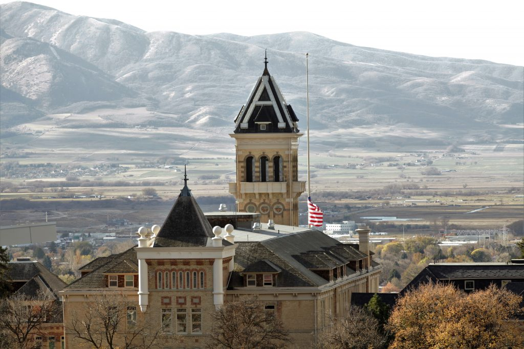 Utah Universities Achieve Best Practice Statewide with Stone Security