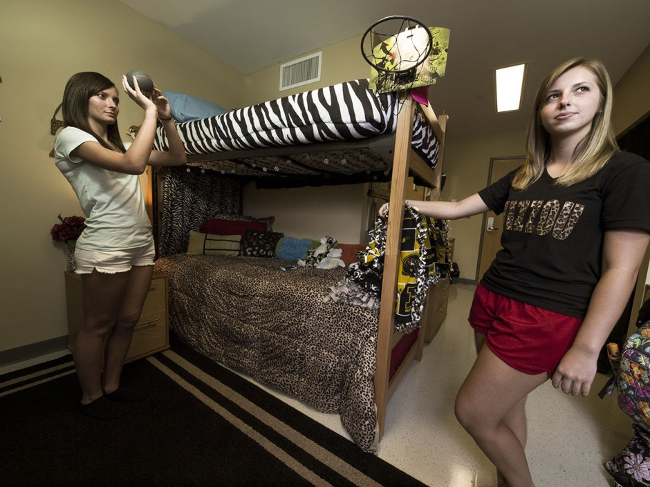 Me My Roommate Our Room Mizzou News University Of