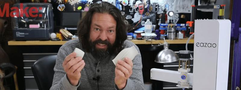 Reviews the Latest Cerambot Eazao 3D Ceramics Printer @make @calebkraft « Adafruit Industries – Makers, hackers, artists, designers and engineers!
