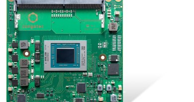 AMD Ryzen Embedded V2000 series on COM Express Compact (Sponsored) – CNX Software