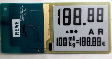 Reverse-Engineering An Unknown Microcontroller In E Ink Displays